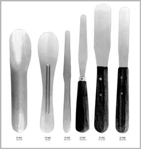 Alginate & Plaster Spatulas