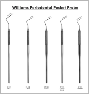 Periodontal Probes